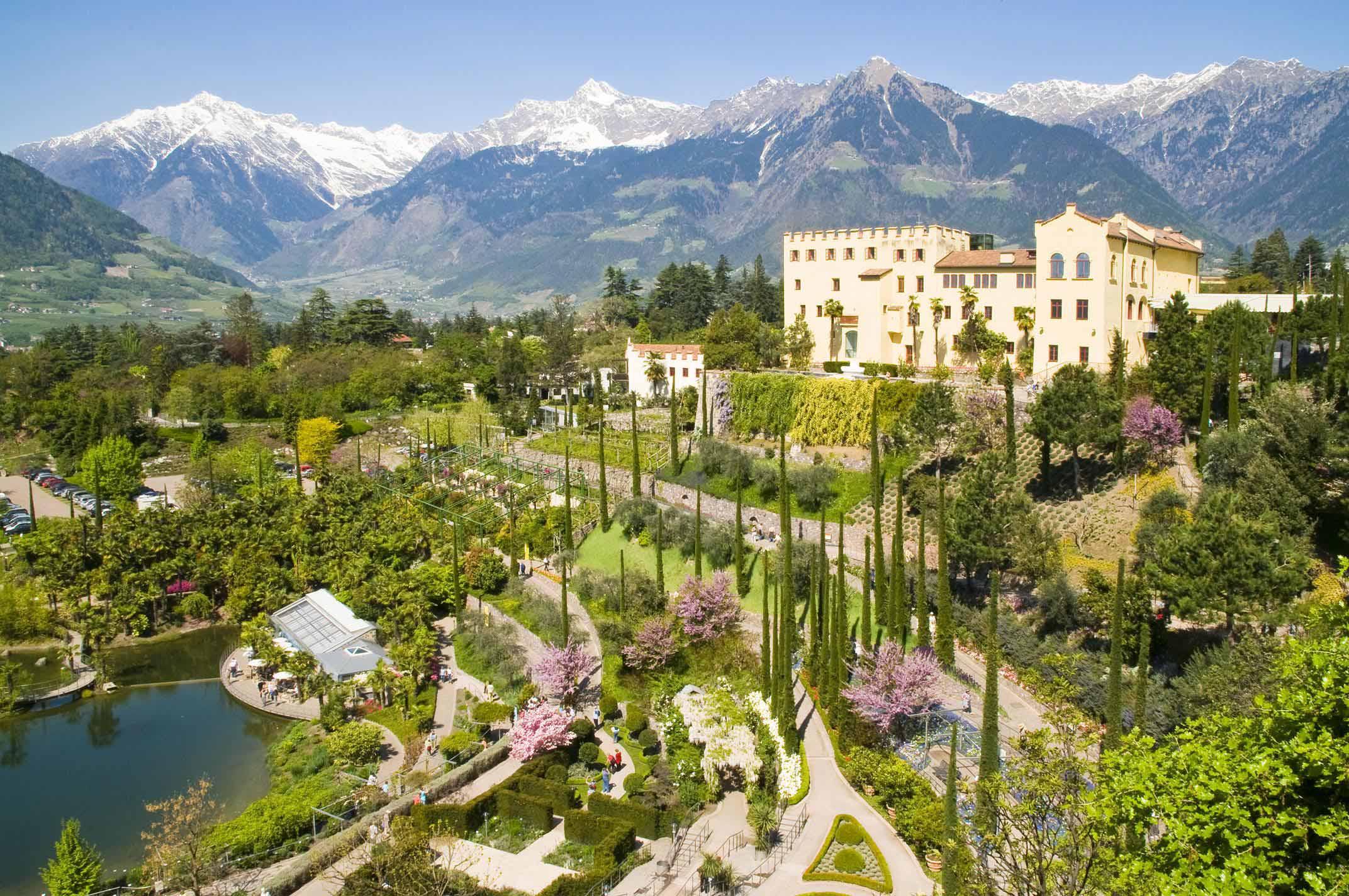 Merano E Dintorni Una Vacanza In Alto Adige Sudtirol