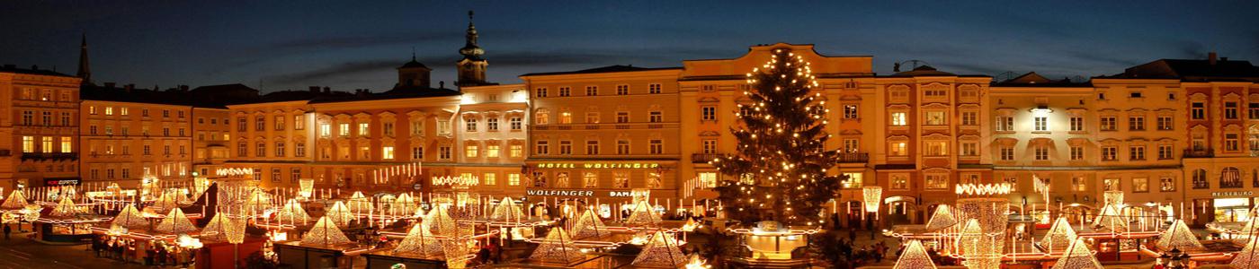 Natale tra mercatini, castelli antichi e un'atmosfera da favola