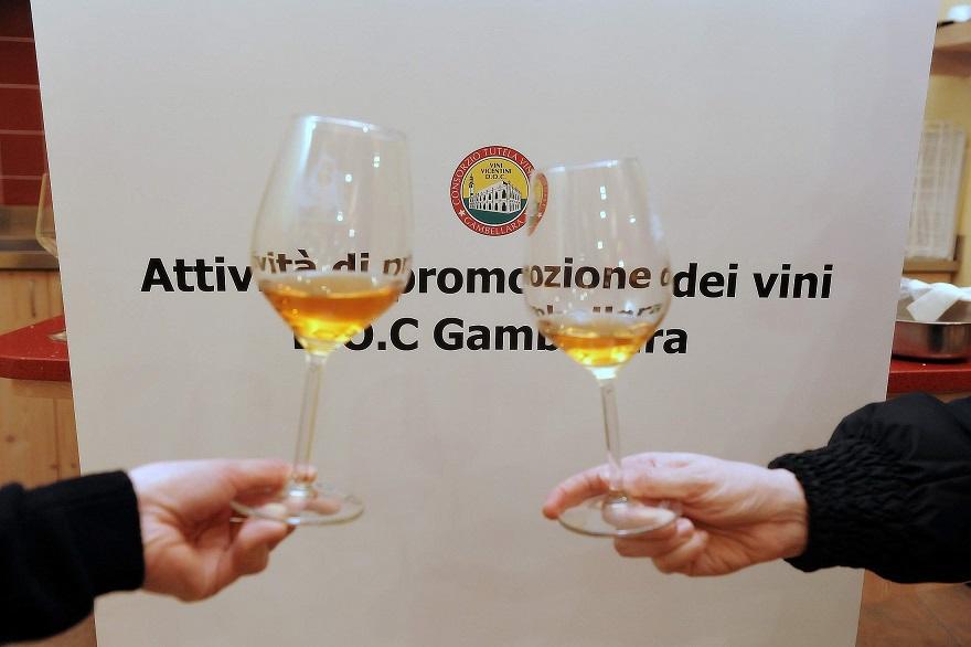 Calici vin santo Gambellara