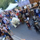 A Vinci la grandiosa Festa dell'Unicorno